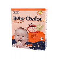 Baby Choice Biscuit Beras Banana 50G