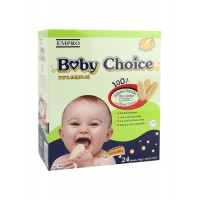 Baby Choice Biscuit Beras Chicken 50G